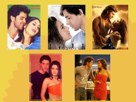 Couple Hrithik Roshan