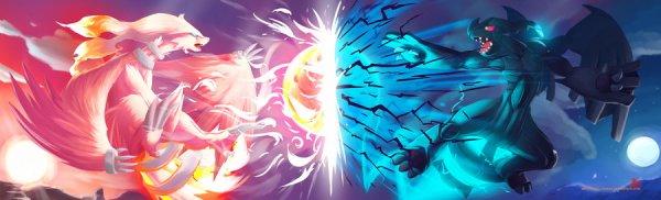 La guerre des deux mondes