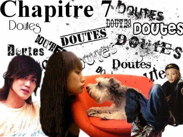 Chapitre 7 - Doutes