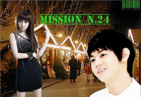 OS      Mission N.24           ༅Spécial Noël༅