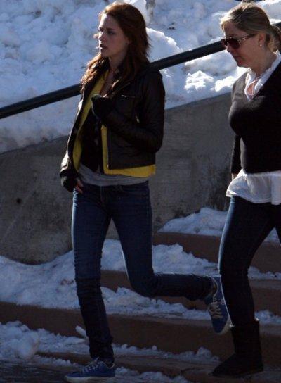 . Kristen Stewart à Park City!!=).