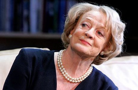 Le professeur McGonagall / Maggie Smith