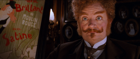 76. Jim Broadbent, dans 'Moulin Rouge' (2001)