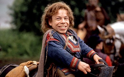 99. Warwick Davis, dans 'Willow' (1988)