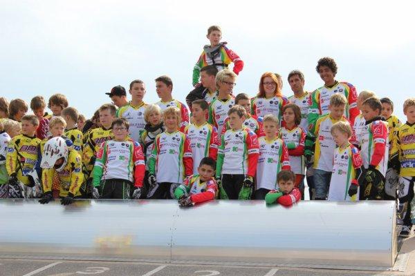 2ème manche du challenge d'alsace de bmx bicross a strasbourg le 30 septembre 2012