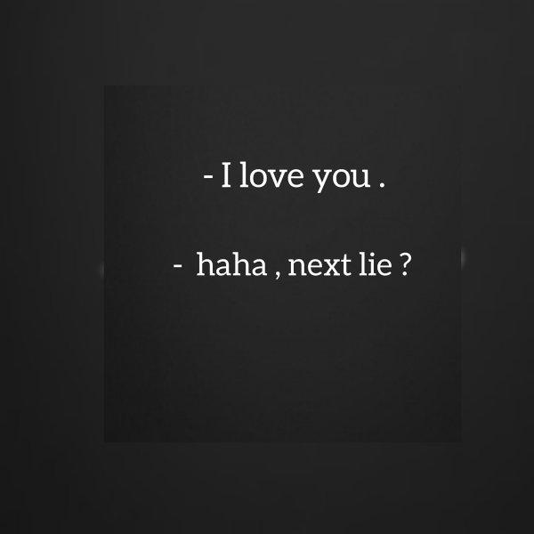 Next lie ?