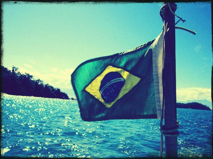 Mon pays Mes couleurs ;) Mon Brésil ∞