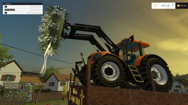 voila que je rend hommage au gars qui a fait ce mod dans farming simulator 2013