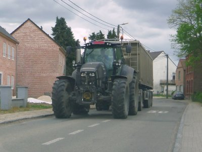 transports agricoles