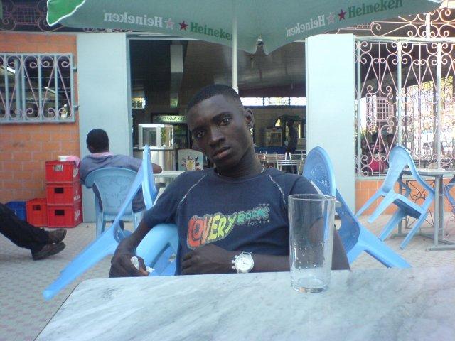 le Blog du Saki D&G d'Abidjan dit arnaud au sens prope et Chou au sens Amoureux