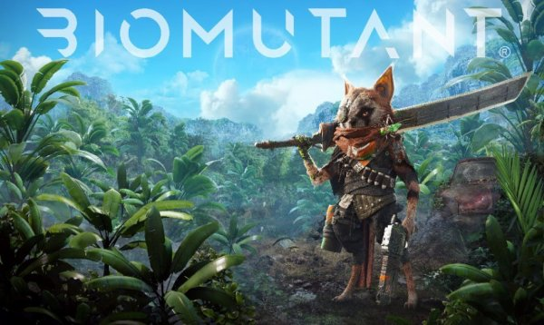THQ Nordic Annonce Biomutant sur Xbox One