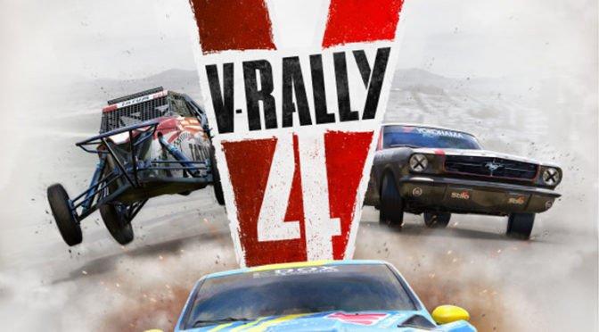 🚙Bigben et Kylotonn annoncent V-Rally 4 !