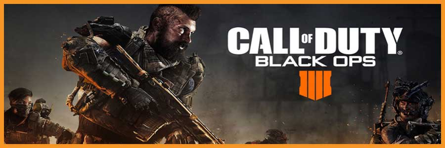 Call of Duty: Black Ops 4 Disponible sur Xbox One