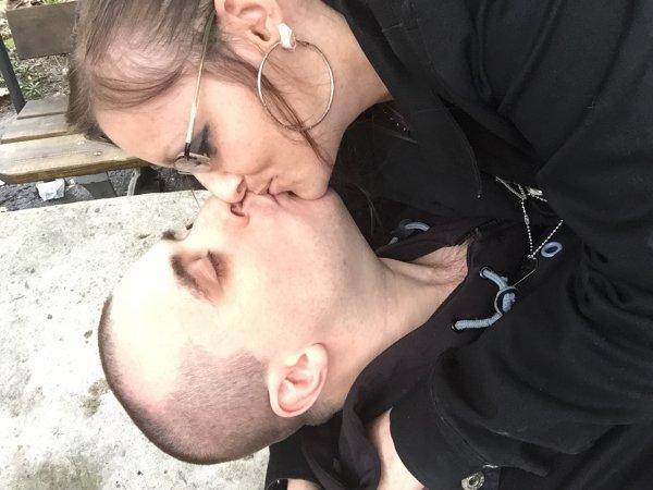 Mon homme et moi !!!