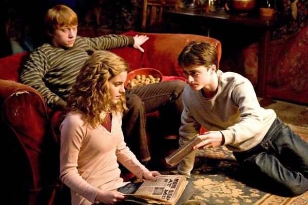 Harry Potter et le prince de sang-mêlé (J.K.Rowling)