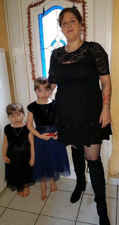 Mes 3 superbes femmes pour noel