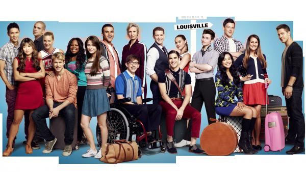 Spécial Glee, en hommage à Cory Monteith alias Finn Hudson ♥ RIP
