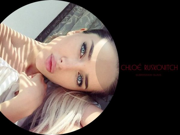 Chloé Ruskovitch ♔