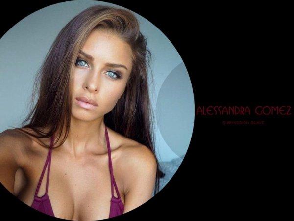 Alessandra Gomez ♔