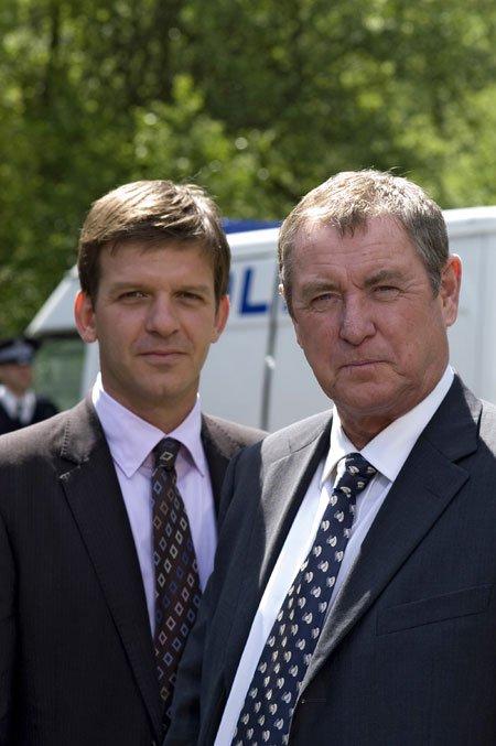 Ben Jones et Tom Barnaby