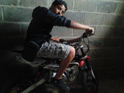 Dirt Bike réparer :)