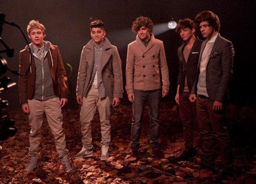 """Les One Direction sont les héros d'un documentaire """"Ayear in the making"""" ce soir à paritr de 22h sur ITV2"""