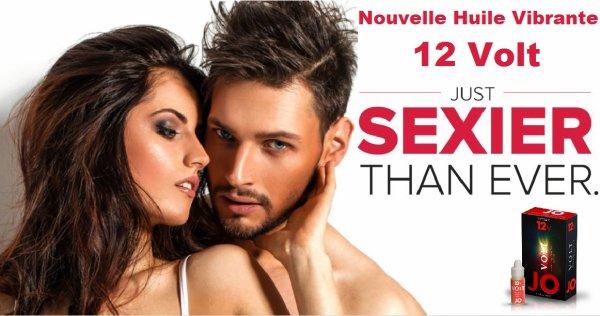 Huile vibrante et cosmétique sensuelle érotique au Love Shop Tours By Loving