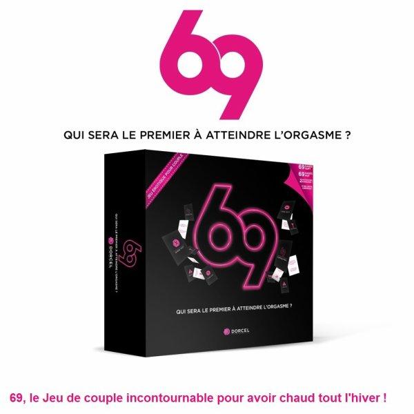 Jeu 69 Dorcel : un Jeu de couple coquin et sexy au Love Store By Loving !