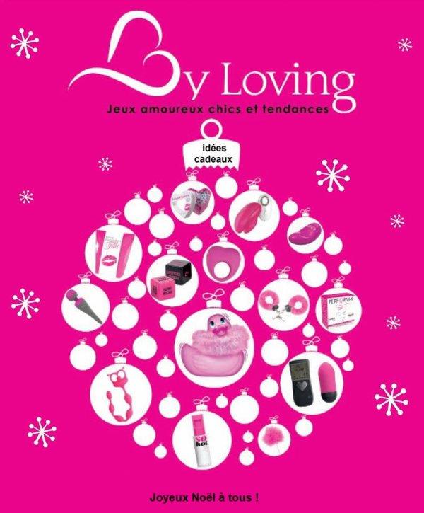 Cadeaux de Noël sexy coquin romantique pour couple Tours au love shop Tours By Loving