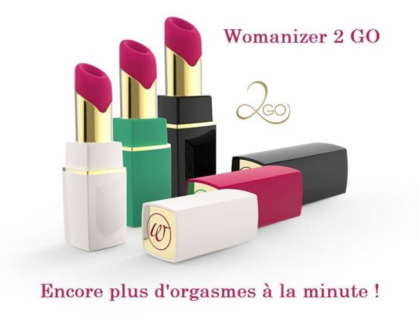 Stimulateur clitoridien womanizer 2 Go au sexshop Tours By Loving