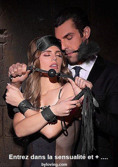 Et si on jouait version BDSM chic au sex shop Tours By Loving
