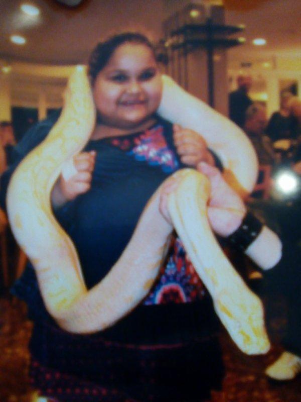 mia et suzy le python fa po lol