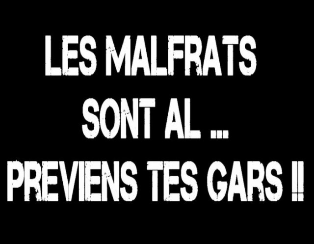 Gang 2 Malfrat