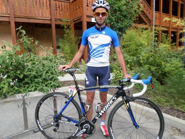 Vélo de Contador