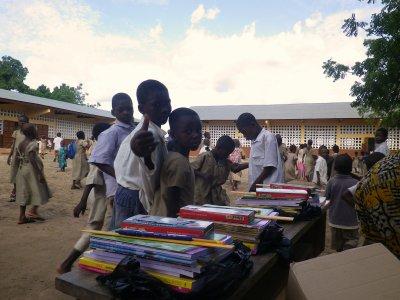 Appui scolaire aux orphelins et aux enfants en grande difficulté