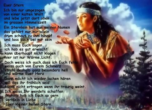 indianer gedicht   Gedichte , Zitate, Sprüche und Bilder