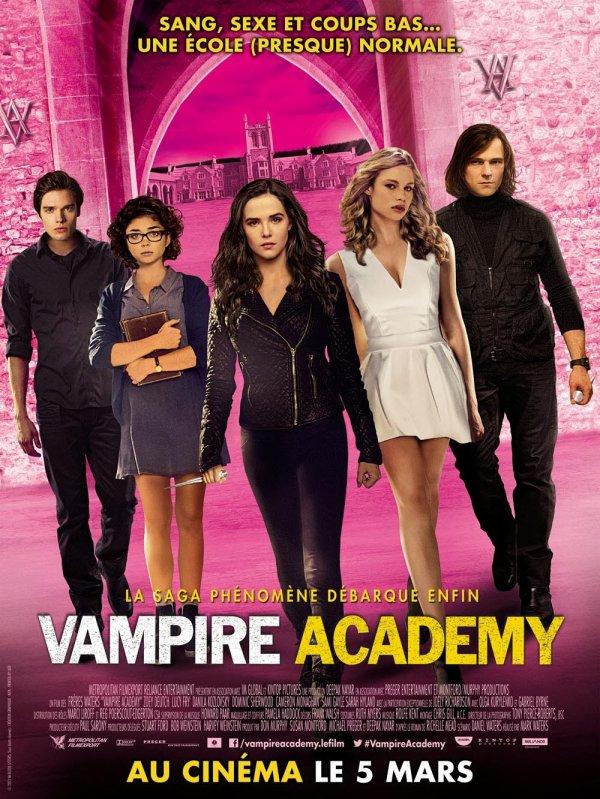 Vampire Academy - Idee--Films--Ados