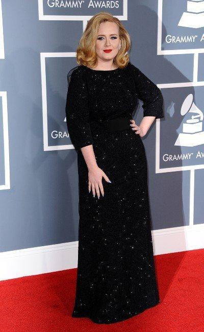 Les Grammy's Awards 2012