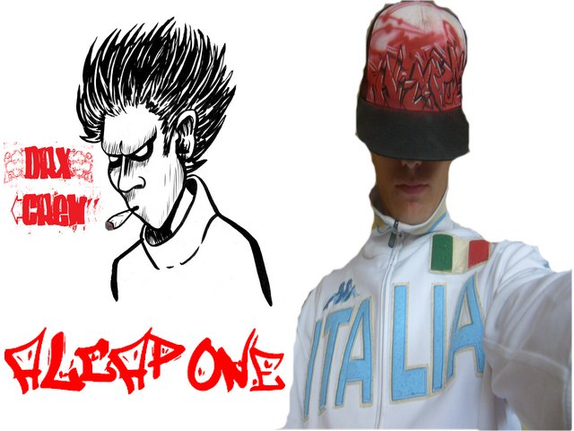 LE monde De AlCaPoNe MaDe In 28100 ITALIA BG