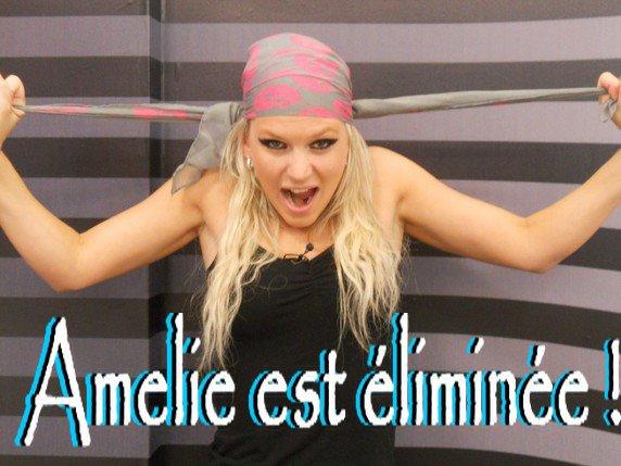 BYE AMELIE ! :-(