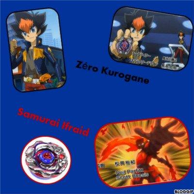 Zéro Kurogane (le nouvel hero)