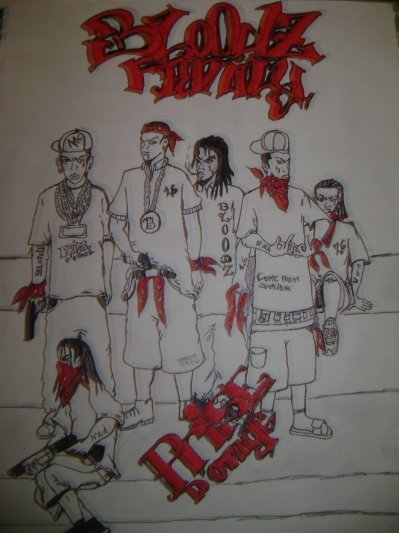 bloods family