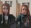 nouvel atéba fait dans mes cheveux cette fois-ci :