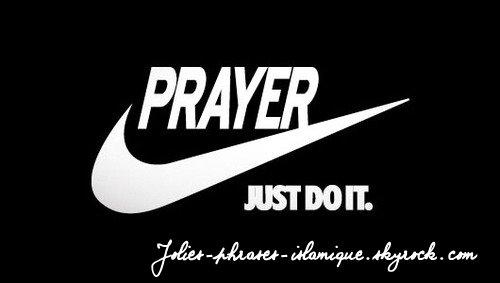 Je fait trop de péchés pour pouvoir commencer la prière. A t-on déjà vu une personne dire je ne prends pas de douche car je suis trop sale