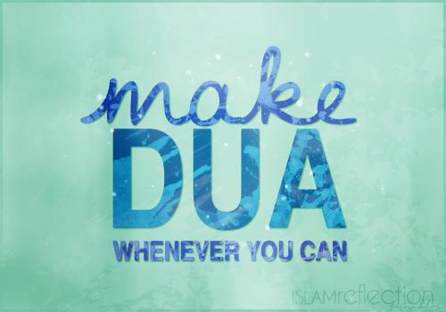 Ibn 'Uyaynah a dit : « Ne délaissez jamais l'invocation, et que ce que vous connaissez de vous-mêmes ne vous en empêche pas, car Allah a exaucé Iblis, alors qu'il est la pire des créatures : « Satan dit : Accorde-moi un délai, jusqu'au jour où ils seront ressucités. Allah dit : Tu es de ceux à qui délai est accordé ».  ( « As-Shu'ab » (2/1147) )