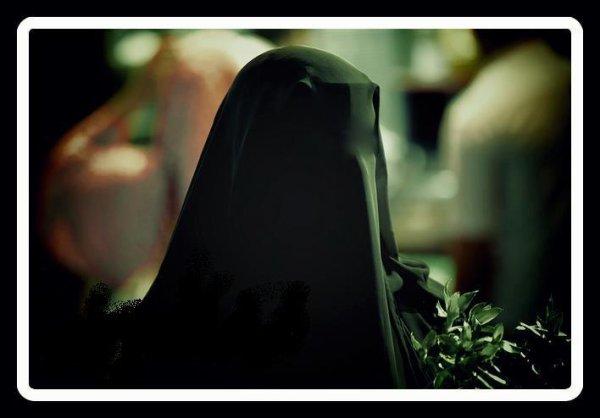 Le niqab c'est fait pour cacher le visage, préserver ça beauté.. C'est pas fait pour mettre en valeur les yeux qui est la partie la plus expressif du corps ( le miroir du coeur)
