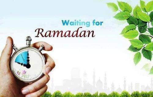Le musulman doit donc se réjouir de l'arrivée du mois de Ramadan, il en est heureux, il l'accueille avec joie et plaisir