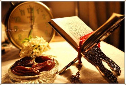 Dou'as à dire pendant le mois de ramadan