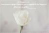 Al Foudayl a dit :  Bonne annonce a celui qui s'écarte des gens, se rapproche de Son Seigneur et pleure sur ses péchés.  As-Shou'ab (451)