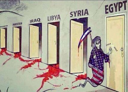 Cela fait partie des signes de l'Heure.     Ce qui se passe en ce moment dans les pays musulmans en particulier et dans le monde (en général), fait partie des signes de l'Heure.